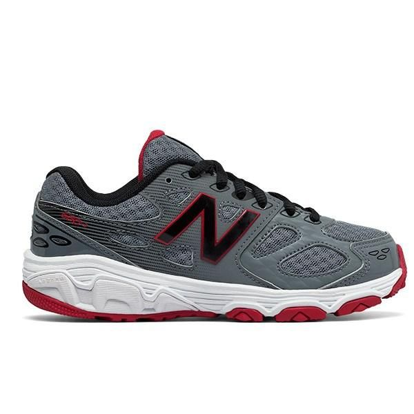 New Balance KR680CRY (Kids Shoes) Boys Running Shoes