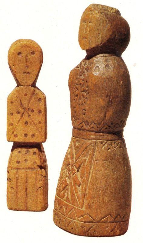 Из глубины веков. Кукла-панка - деревянная игрушка наших предков - Ярмарка Мастеров - ручная работа, handmade