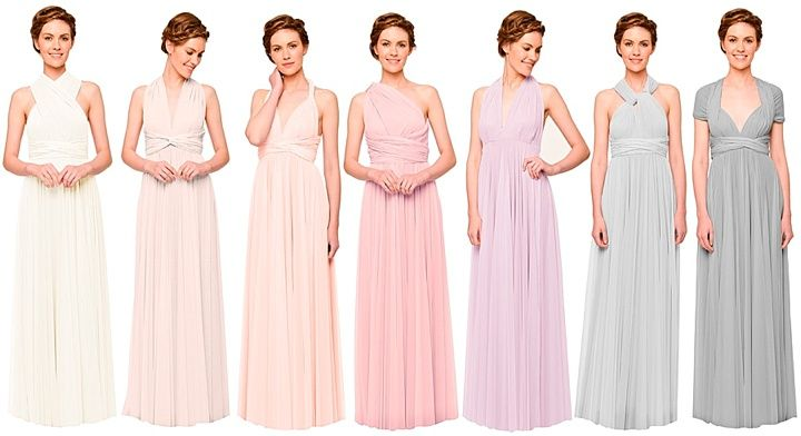 Bridal Style: Twobirds – 2016 Bridesmaids Collection