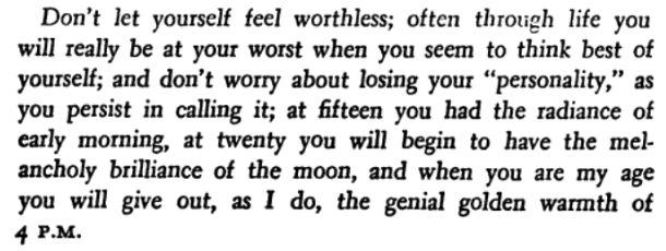 aseaofquotes:  F. Scott Fitzgerald, This Side of Paradise  (Source: aseaofquotes, via ceciestuneflapper)