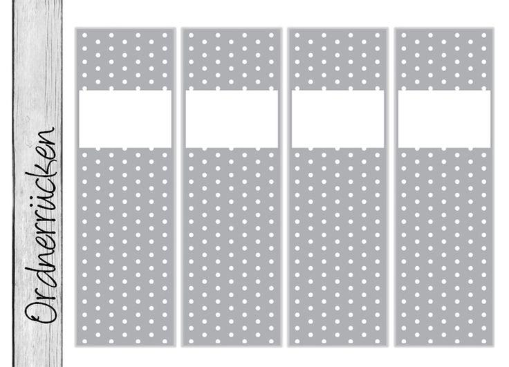 25 einzigartige ordnerr cken ideen auf pinterest. Black Bedroom Furniture Sets. Home Design Ideas