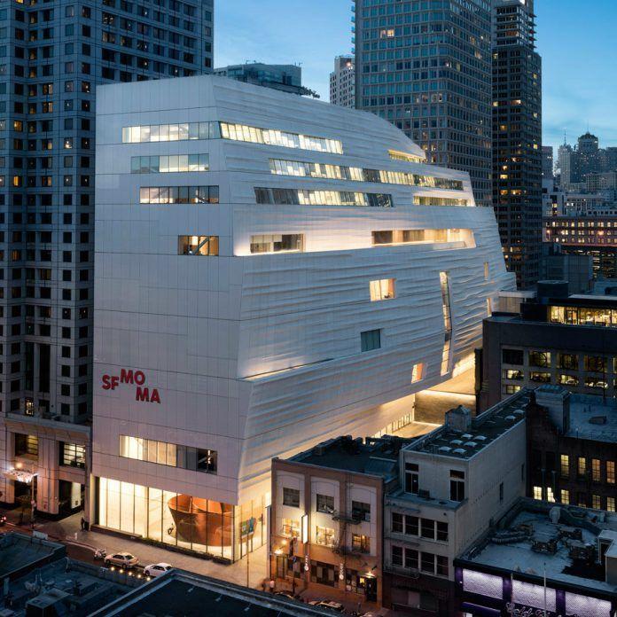 San Francisco Museum Of Modern Art Buys 412 Stall Garage In San