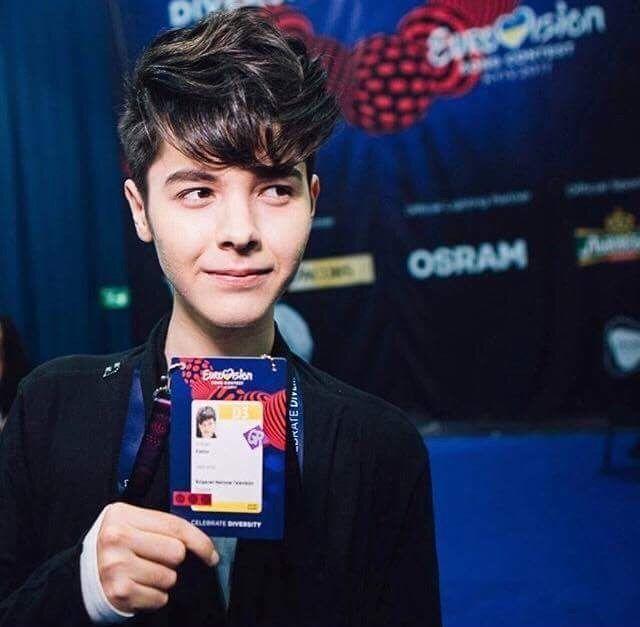 Kristian kostov eurovision