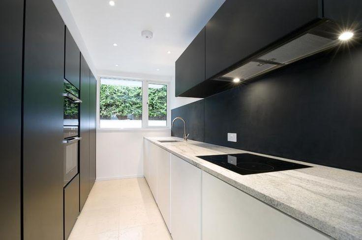 Minotti Tebe kitchen, Crabtree Place, London