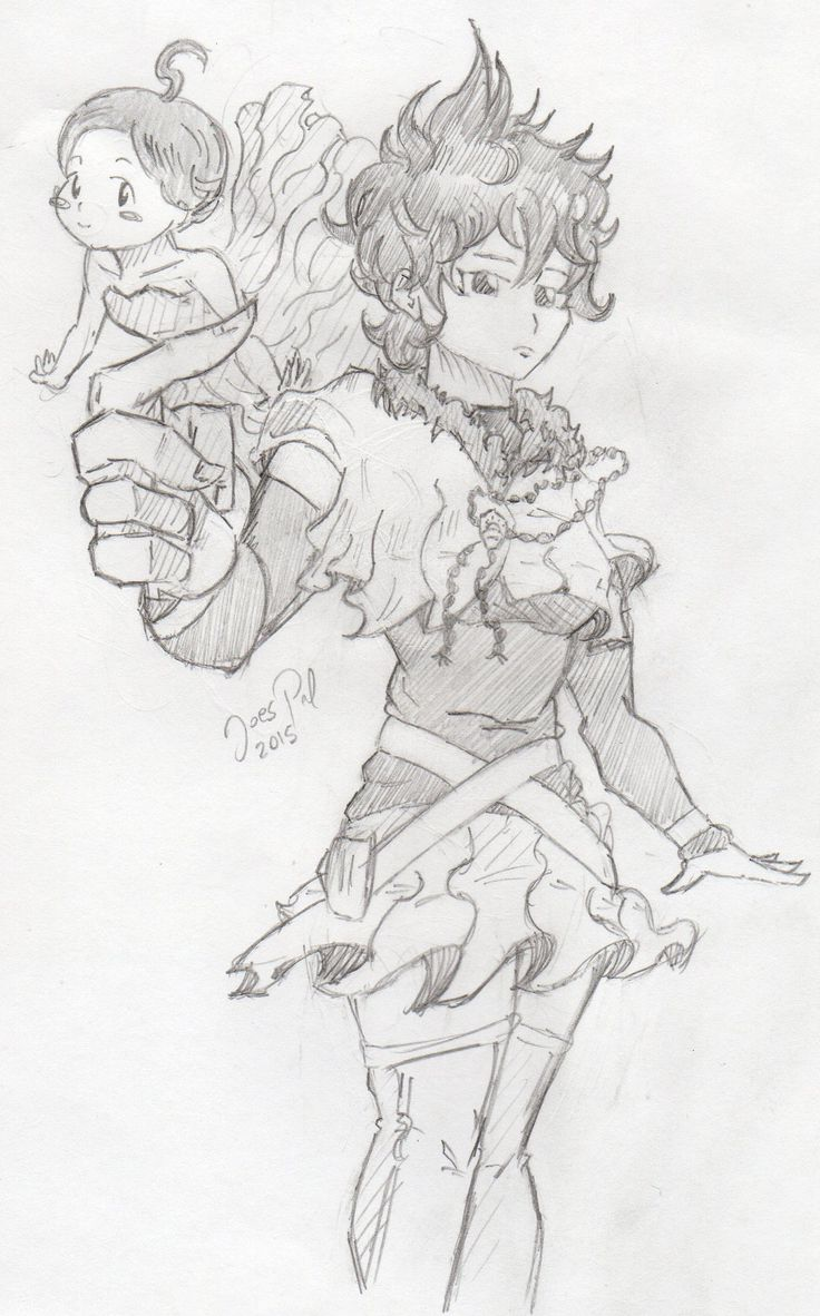 "Black Clover | Yuno ""girl"" fanart by JoesPal. #BlackClover #Yuno #Fanart #Drawing #Draw #TraditionalDrawing #PencilArt #Manga #ブラッククローバー"