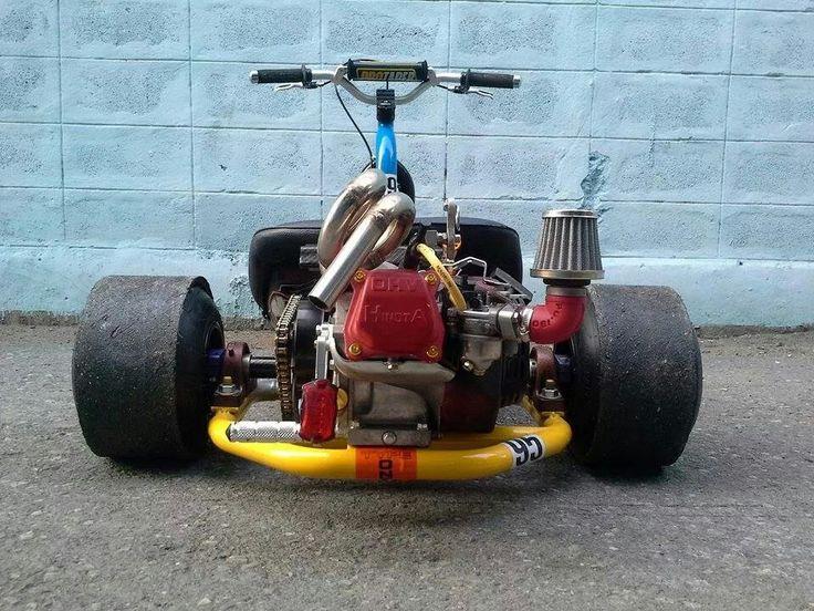 motorized drift trike spoon95 concept custom drift. Black Bedroom Furniture Sets. Home Design Ideas
