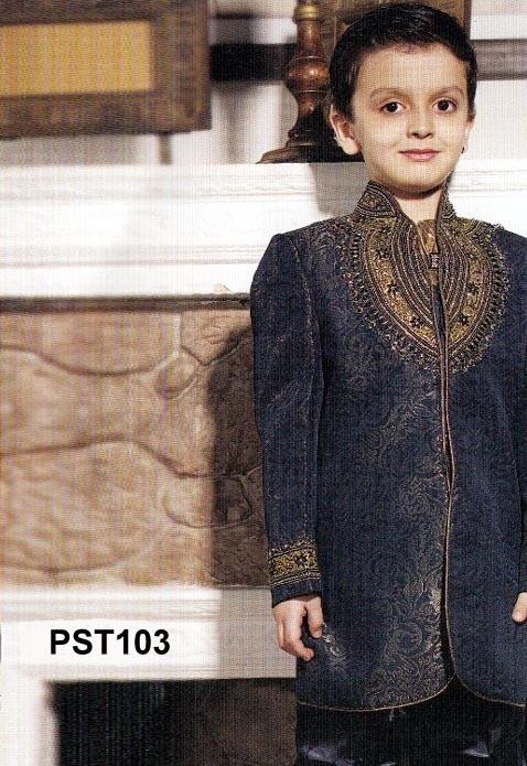Purple Prince Suit with Trouser - Jodhpuri Suits - Ethnics