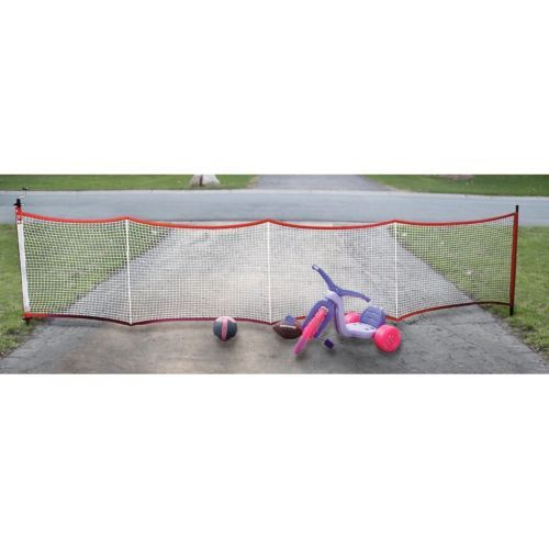 20 Foot Construction Kids Dog Pool Fence Barrier Temporary