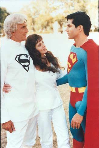 Lara Lor-Van & Jor-El (Superman's Parents) Superboy: The TV Series