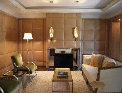 7 Best Images About Upholstered Wall Design On Pinterest