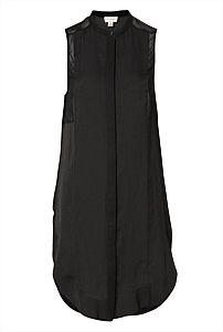 Sleeveless Button Through Dress#witcherywishlist