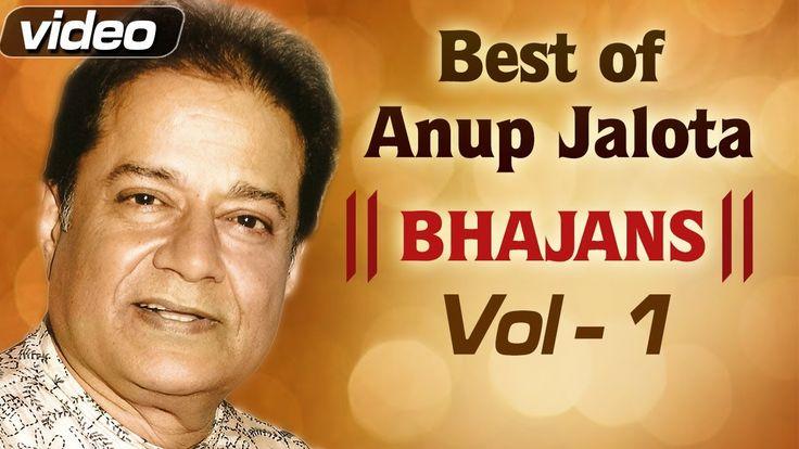 Anup Jalota Bhajans Vol: 1 | Bhajan Sandhya | Bhakti Songs - YouTube