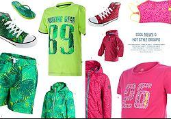 Trendy odzież dla dzieci Wiosna 2015