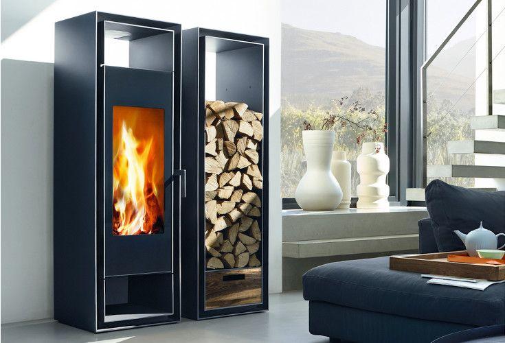 Kominek Gate 2.0 można zamontować w domach energooszczędnych, pasywnych oraz w tych z systemem rekuperacji.