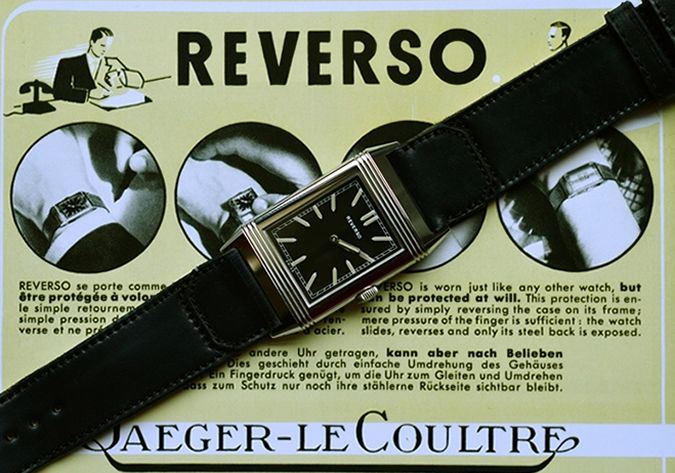 Jaeger Lecoultre Reverso 1931 Watch