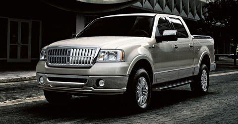 PickupTruck.Com: 2008 Buyers Guide - Lincoln Mark LT