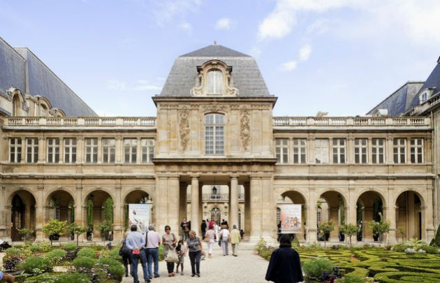 Musée Carnavalet - Musée de l'histoire de Paris : 16 rue des Francs-Bourgeois - 75003 Paris © OTCP - Marc Bertrand