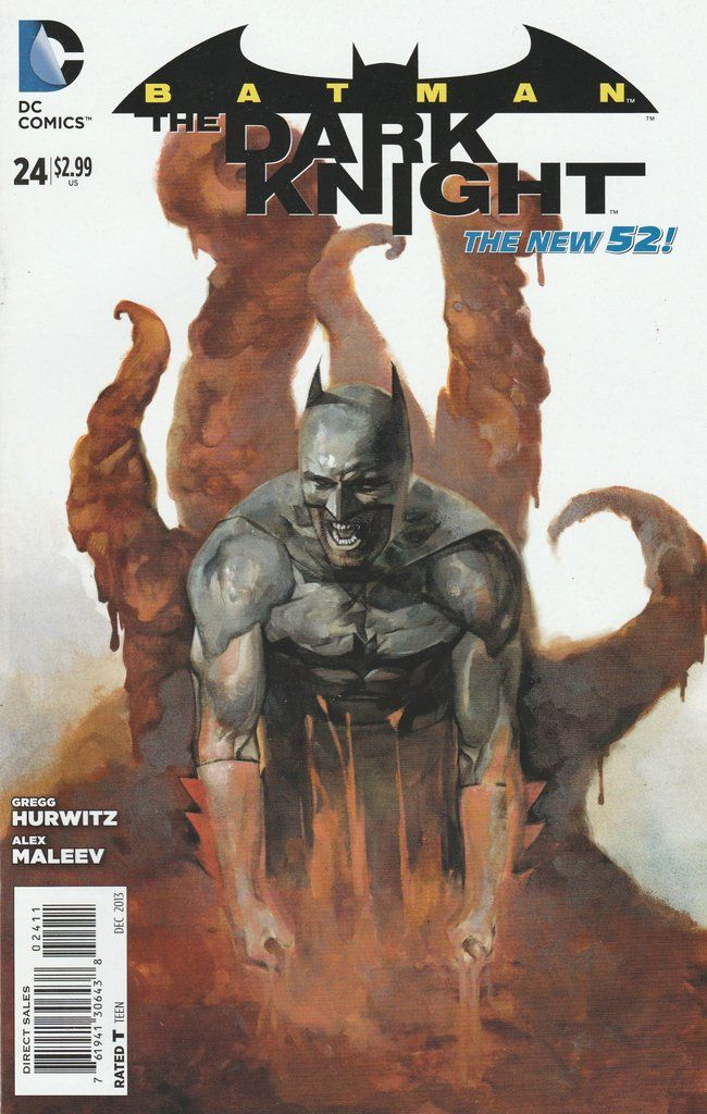 Batman: The Dark Knight # 24 DC Comics The New 52!