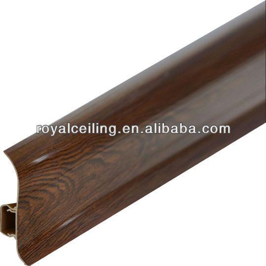 PVC skirting board (P60-A )