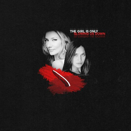 """littleinfinit:  """"Luce?"""" Penn whispered. """"I'm scared.""""""""Don't be."""" Luce squeezed her hand. """"You're so brave. This whole time you've been such a pillar of strength.""""""""Give me a break,"""" Miss Sophia said from behind her, in a rough voice Luce had never heard her use. """"She's a pillar of salt.""""""""What?"""" Luce asked, confused. """"What does that mean?""""Miss Sophia's beady eyes had narrowed into thin black slits. Her face pinched into wrinkles and she bitterly shook her head. Then, very slowly, from the…"""