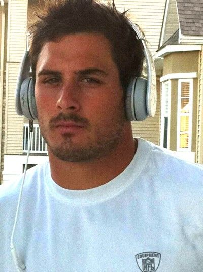 Danny Amendola...NE Patriots.  How is it that they get all the cute ones???