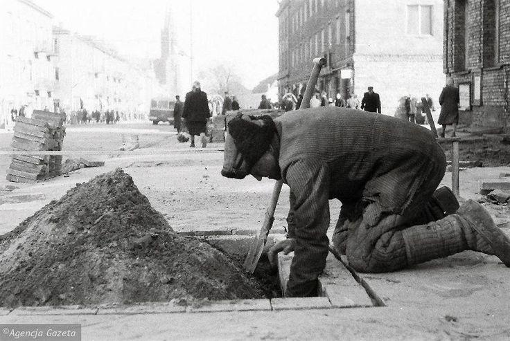 Zdjęcie numer 50 w galerii - Jak kiedyś wyglądał Białystok? Unikalne zdjęcia Antoniego Zdrodowskiego