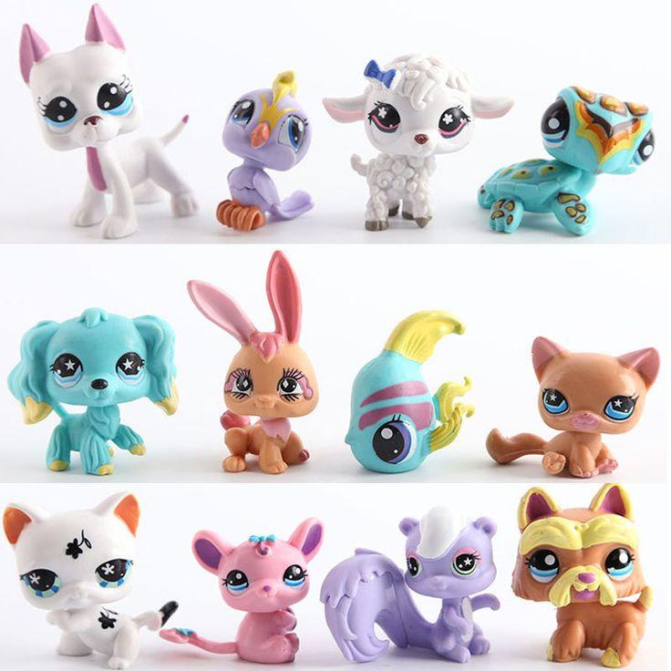 $12.85 (Buy here: https://alitems.com/g/1e8d114494ebda23ff8b16525dc3e8/?i=5&ulp=https%3A%2F%2Fwww.aliexpress.com%2Fitem%2FLPS-Toy-Bag-12Pcs-bag-Little-Pet-Shop-Mini-Figures-Toys-Littlest-Animal-Cat-Dog-patrulla%2F32773628797.html ) LPS Toy Bag 12Pcs/bag Little Pet Shop Mini Figures Toys Littlest Animal Cat Dog patrulla canina Action Figures Kids toys Gift for just $12.85