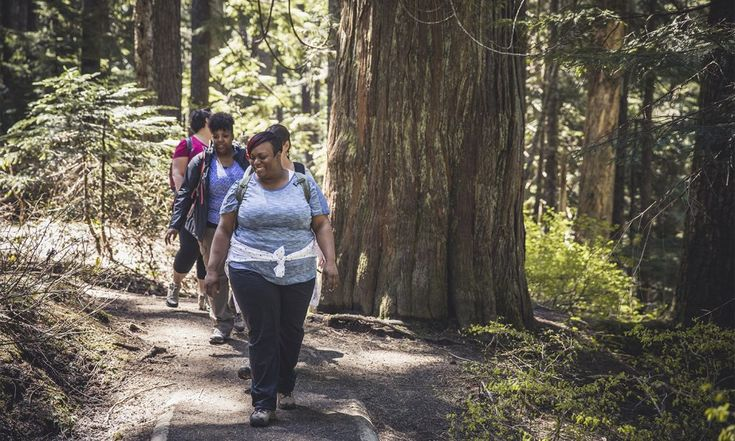 REI Co-Op and their Forces of Nature campaign.  I love the focus on women of all ages, shapes, sizes!!