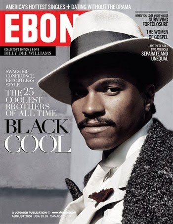 Billy Dee Williams - Iconic Swagger ~ LIRM