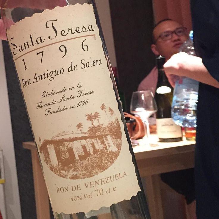 Santa Teresa #ron #rhum #rum #santateresa #rondevenezuela