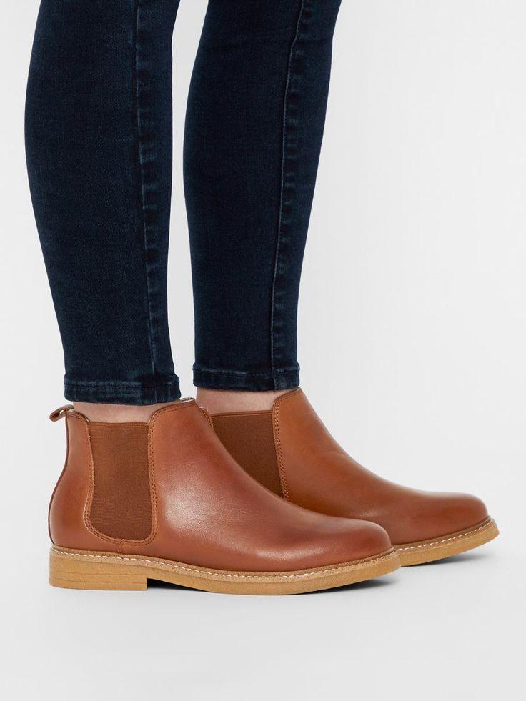 Otto Damen Bianco Agnes Leder Chelsea Boots Braun 05712633327885 Agnes Bianco Boots Chelsea Damen Leder Genel Boots Chelsea Boots Chelsea