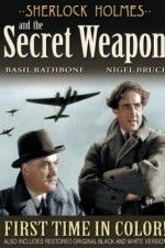 """Watch """"Sherlock Holmes and the Secret Weapon"""" (1943) online on PrimeWire 
