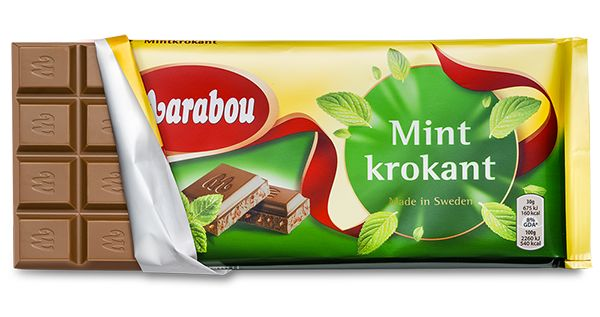 marabou mint krokant - Sök på Google