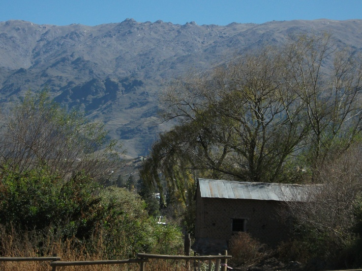 Tafi dell Valle ( a tucked away little  town in a valley near the city of San Miguel de Tucuman) Argentina