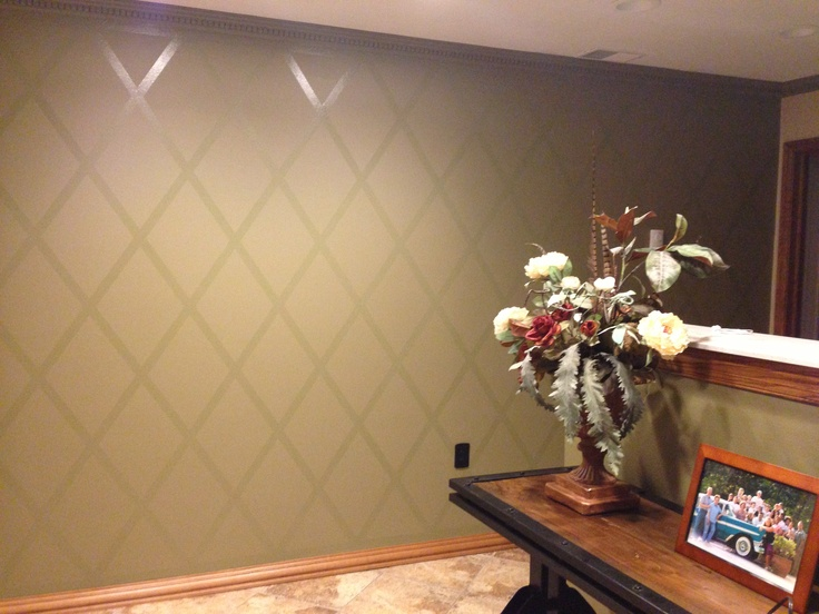 29 best ideas about frog tape contest on pinterest for Painting lines on walls