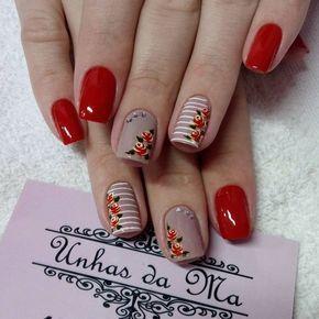 "1,771 Me gusta, 9 comentarios - Maria Selinger Nails (@selingermaria) en Instagram: ""#unhasdaMa #nails #nailart #unhas #unhasdehoje #avon #avoncrystal #esmaltes #instanails…"""