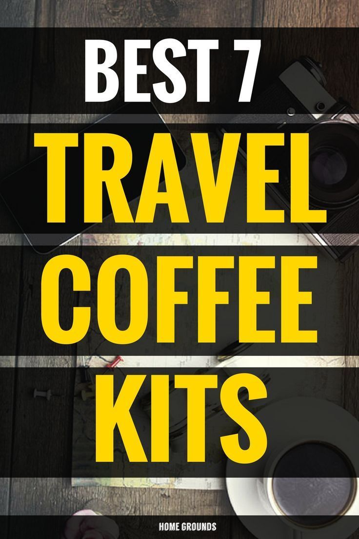 If you're looking for a travel #coffee maker, first consider a complete kit. Coffee travel kits have become a hot topic and sought after item. But with so much available how can you decide what's best for you?If you are like us and want to find the best travel coffee kit than this is the article for you! We'll tell you what to look for and how to choose the best coffee travel kit to suit your own needs. #coffee #coffeelover #coffeeaddict #coffeeshop #coffeebreak #coffeebeans