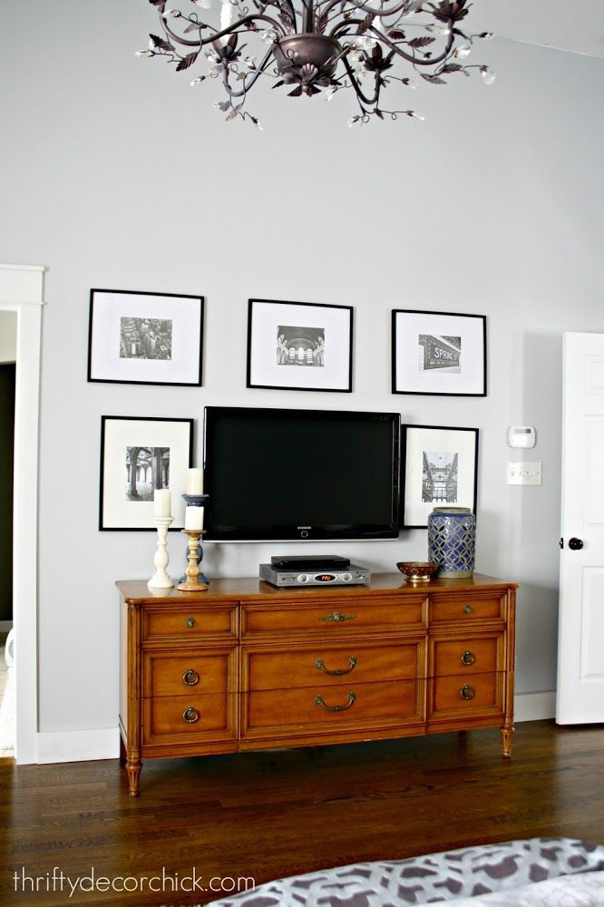 Best 25  Tv in bedroom ideas on Pinterest Bedroom tv wall and stand