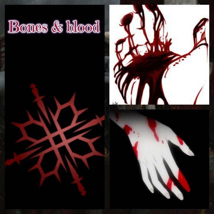 Bones & Blood #1