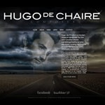 Kiss The Frog are pleased to announce that film composer Hugo De Chaire's new brand and official website is now live.