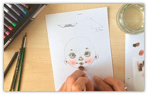 Видео курс «Шьем Морскую Девочку»