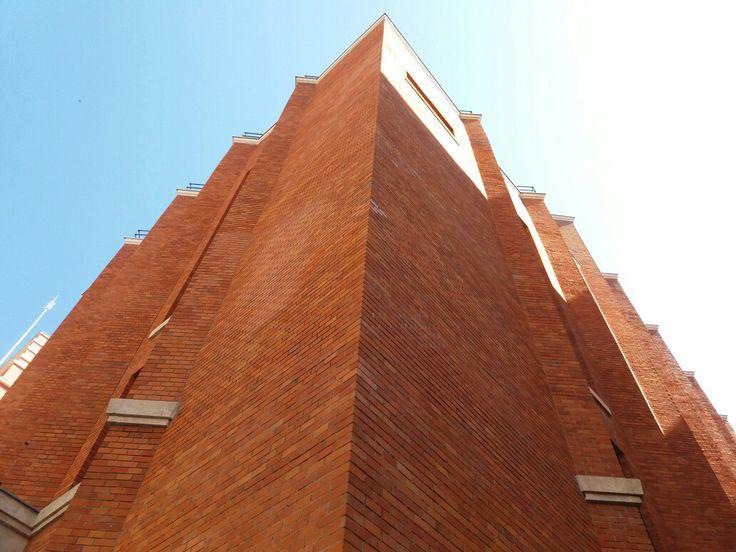 Refurbished facade...Markó street_real estate development