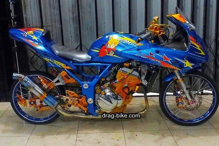 600 Gambar Drag Sonic Thailand HD Terbaik