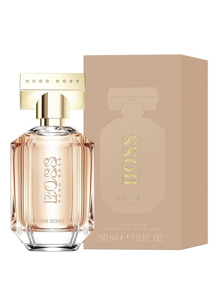 awesome Boss The Scent For Her Hugo Boss perfume - a new fragrance for women 2016