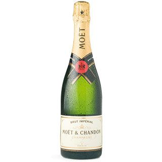 MOET & CHANDON BRUT IMPERIAL   LCBO 453076 | 375 mL bottle Price: $35.70  Enjoyed this little treat to celebrate, these folks know sparkling!