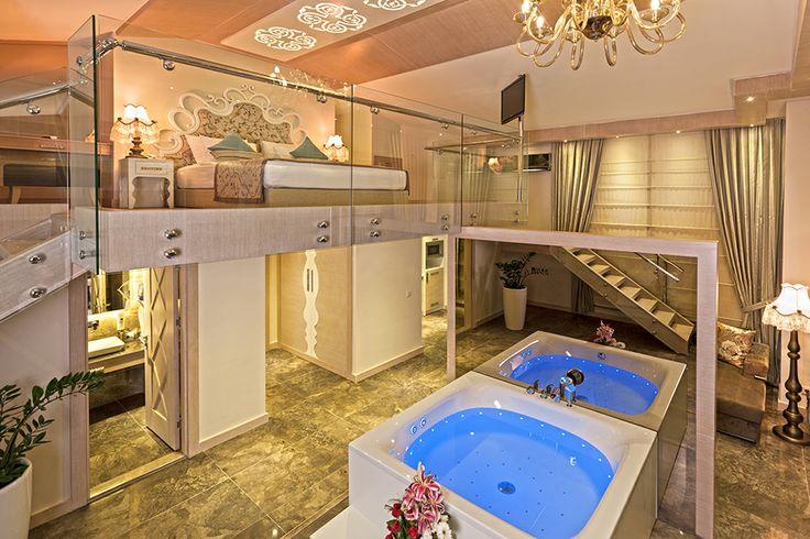 Loft 180º at Xperia Saray Beach Hotel Alanya / Antalya / Türkiye / Turkey
