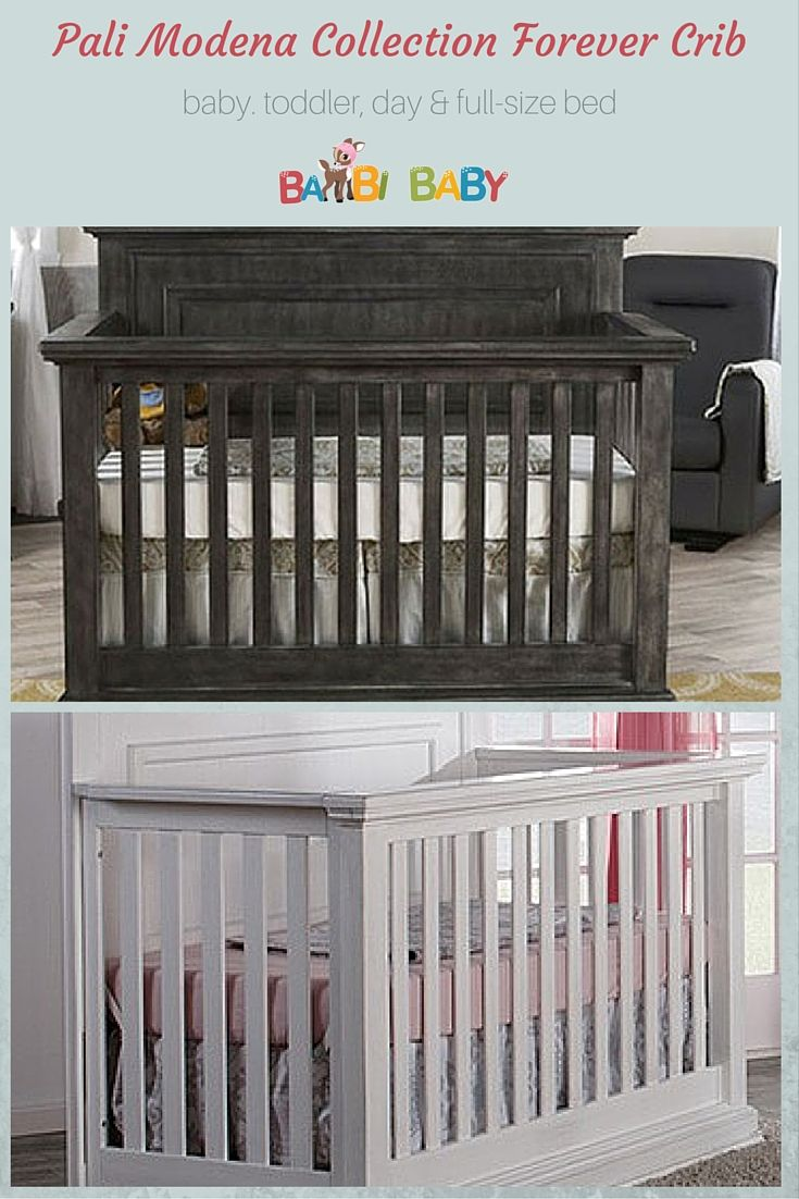 Pali Modena Forever Crib A Quality Classic Baby Bed That Will Last For Your