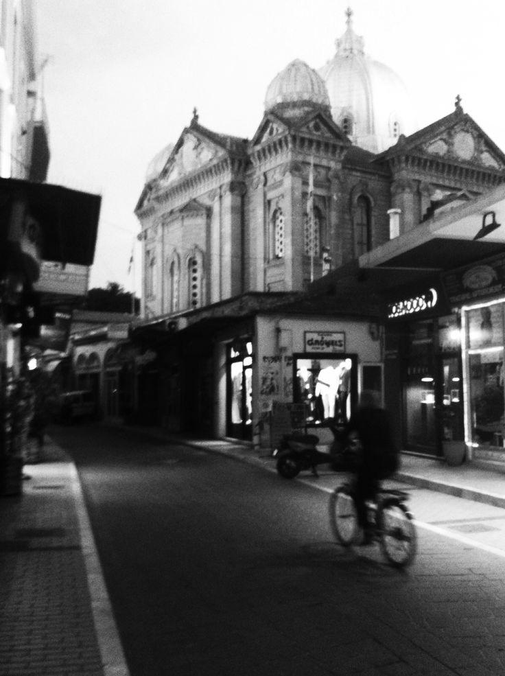 Ermou street, Mytilini  #streetphotography #street #photography #iphonography