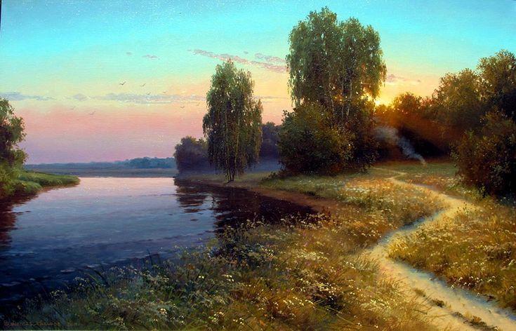Художник Вячеслав Хабиров
