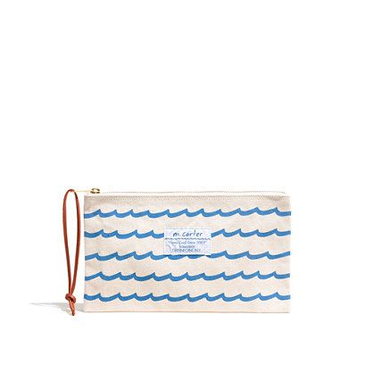 Madewell - M. Carter™ Canvas Pouch